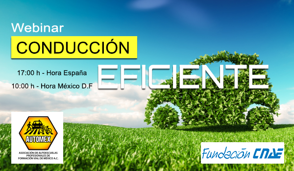 Jornada Virtual sobre «Conducción Eficiente»
