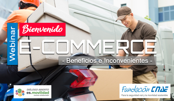 Webinar «E-commerce: beneficios e inconvenientes»